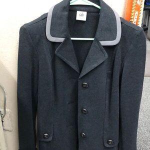 Cabi Woman's Blazer Gray Size XS